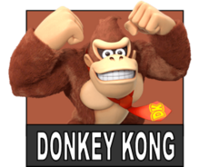 Donkey Kong Smash 5