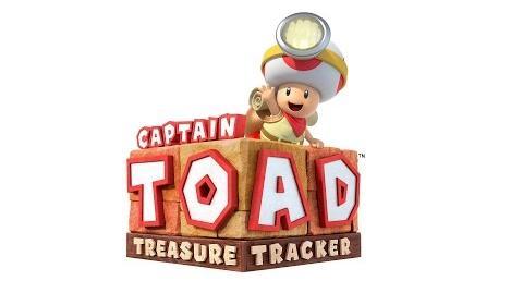 Mine Cart Sunset Rundown (Captain Toad Treasure Tracker)