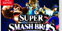 Super Smash Bros. Infinity (SGY Project)