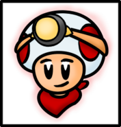 Captain Toad Pinup
