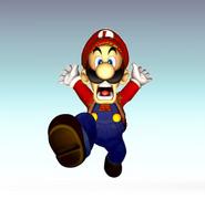 Luigi mario smash bros