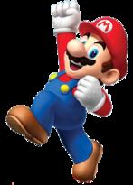 SMS-Mario