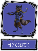 Sly Cooper SSBR