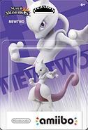 Amiibo - SSB - Mewtwo - Box