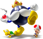 250px-Big Bob-omb - Mario Party 9