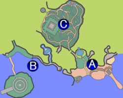 Mysticruins map