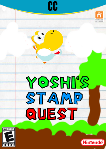 Yoshi's Stamp Quest