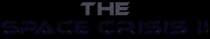 The Space Crisis II Logo