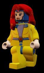 Jean Grey (Lego Batman 4)
