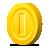 Paper mario coin