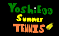 YE Summer Tennis Logo