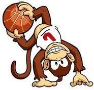 Donkey Kong Jr. Basketball