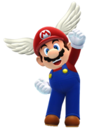 Wing Mario is back (3)