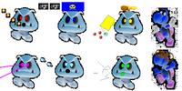 Super Sam Squad/Enemies
