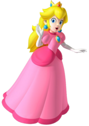 Peach the princess