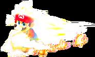 Burning Mario (OVERLOAD)