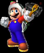 SMB3 Hammer Mario