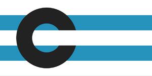 Sketchiria Flag