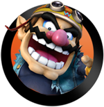 MHWii BikerWario icon