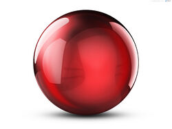 Red-sphere