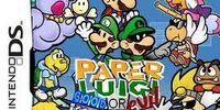 Paper Luigi Good Or Evil