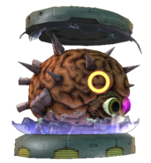 Mother Brain SSB4
