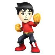 Mii Brawler Smash Bros