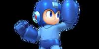 Megaman: Robot Rampage.