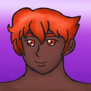 Orange Placeholder Icon