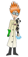 Professor Pyrotic - Swap
