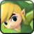 Toon Link CSS Icon