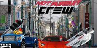 Mario Kart Hot Pursuit: Crew