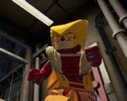 Sabretooth (Lego Batman 4)
