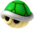 Green Shell Artwork - Mario Kart Wii