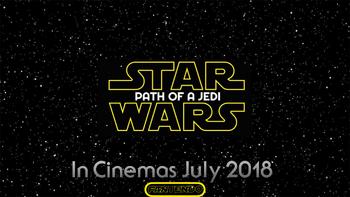 Path of A Jedi Poster 2018