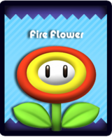 Super Mario & the Ludu Tree - Powerup Fire Flower
