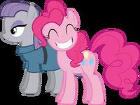 Pinkie & Maud