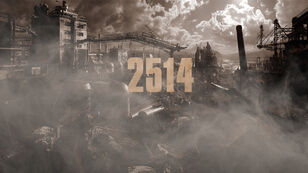 19147 1 miscellaneous digital art apocalyptic destruction city in ruins