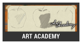 ACL -- Super Smash Bros. Switch stage box - Art Academy