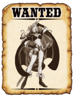BountyPoster Naga