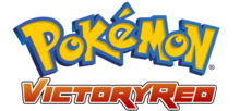 VictoryRed Logo W Pokemon