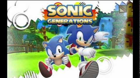 """Sonic Generations """"Classic Green Hill Zone"""" Music-0"""