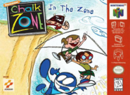 ChalkZone Nintendo 64 NTSC cover art