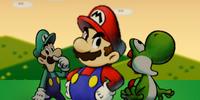 Mario & Luigi: Dinomite Adventure