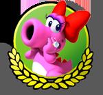 File:MK3DS Birdo icon.png