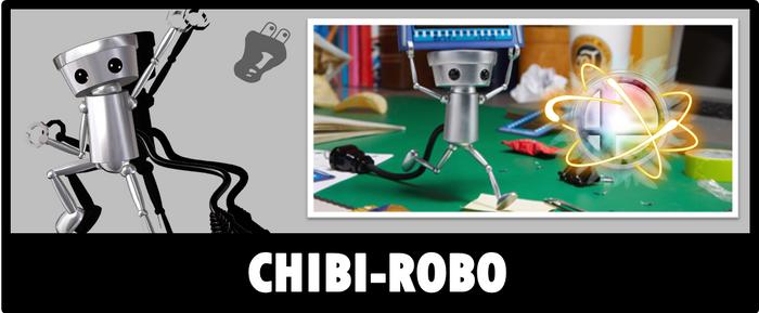 ChibiRobo USBIV
