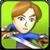Mii Swordsman CSS Icon