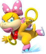 Super Smash Bros. Engagement/Wendy O