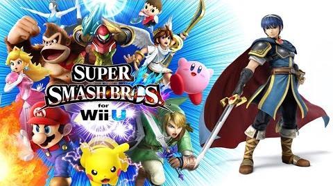 Shadow Dragon and the Blade of Light (Super Smash Bros