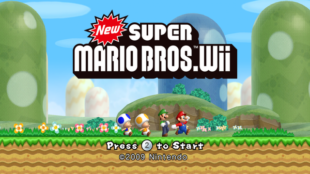 File:Difference In Graphics - Title Screen (After).png